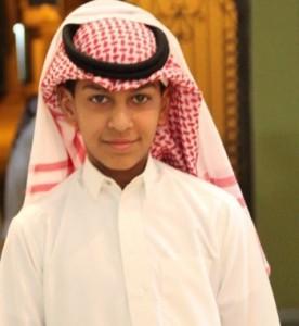 شبل سعودي يفوز بجائزة عربية في الرسم