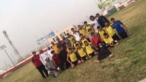 فريق الدرجة الاولى لكرة القدم بنادي الزيتون يحقق فوزه الثاني على التوالي