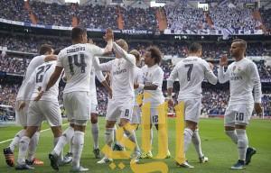 ريال مدريد يسقط لاس بالماس بأقل مجهود