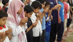 أكثر من نصف مليون طالب في مدارس الرياض أدوا صلاة الاستسقاء