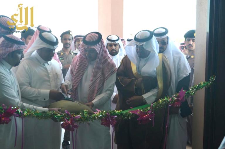 افتتاح مبنى سكن العاملين بمستشفى المضه