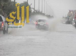 الحصيني: منخفض جوي يجلب أمطاراً غزيرة على معظم المناطق بدءاً من الغد
