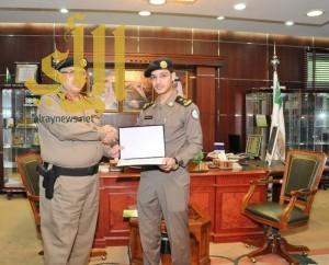 مدير شرطة منطقة الجوف يدشن حملة التطعيم ضد الانفلونزا الموسمية