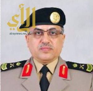 مدير شرطة الجوف يشارك في أداء صلاة الميت على شهيد الواجب الشراري