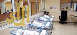 مستشفى الولادة بمكة يستقبل 304057 حالة خلال عام واحد
