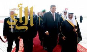 رئيس الحكومة التونسية يصل إلى الرياض