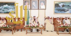 أمير الباحة ينوه بجهود الدولة في محاربة الإرهاب