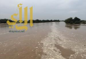 توقعات بهطول أمطار رعدية مصحوبة برياح نشطة على معظم أرجاء  المملكة