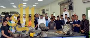 131 طالباً في الباحة يلتحقون بمبادرة التأهيل المهني