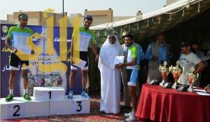 دراجو الفتح يحققون بطولة درع اتحاد الدراجات