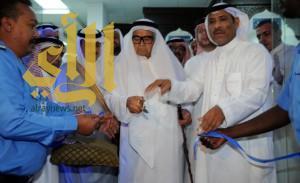 افتتاح الفرع الـ 14 لغرفة جدة في محافظة خليص