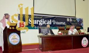 """افتتاح مؤتمر """"الحوادث والإصابات"""" بصحة الباحة"""
