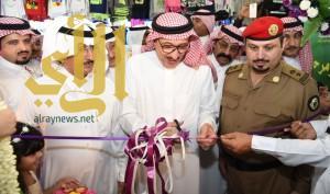أمير جازان يدشن فعاليات مهرجان أبو عريش للتسوق والترفيه