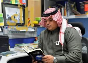 """سعودي ينشر الشعر الشعبي في أوروبا باللغة """"الألمانية"""""""