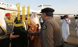 """رئيس جمهورية السودان """"البشير"""" يزور المسجد النبوي"""