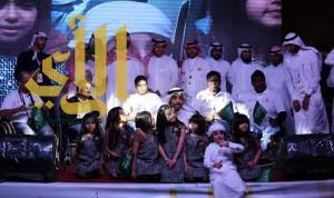 جمعية الأطفال المعوقين تنظم مهرجان إنشادي بالدرعية