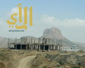 سحب مشروع بلدية بني عمرو المتعثر من المقاول