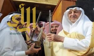 أمير مكة يتشرف بغسل الكعبة المشرفة الأحد المقبل