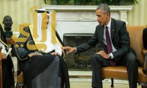 أوباما يلتقي خادم الحرمين على هامش قمة العشرين
