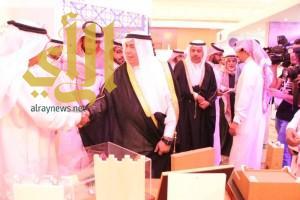 الأمير الدكتور تركي بن سعود يفتتح معرض الرياض الإعلامي السابع