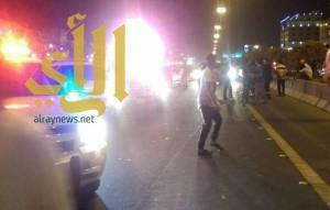 وفاة شابَّيْن في حادث دراجات نارية على الدائري الثاني بالمدينة المنورة