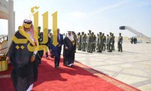 رئيس مجلس النواب الليبي يصل إلى الرياض