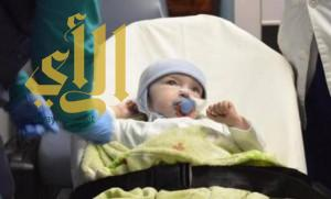 نجاح المرحلة الأولى من علاج الطفل البولندي