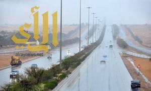 الأرصاد: حالة جوية ممطرة جديدة على 9 مناطق بدءاً من الثلاثاء