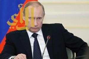الرئيس الروسي فلاديمير بوتين يزور إيران