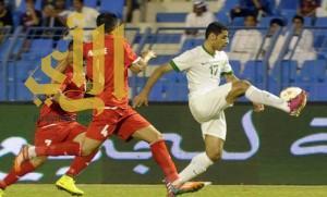 """""""الفيفا""""مباراة الأخضر وفلسطين يوم الاثنين المقبل"""