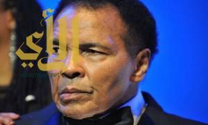 تدهور صحة أسطورة الملاكمة محمد علي كلاي