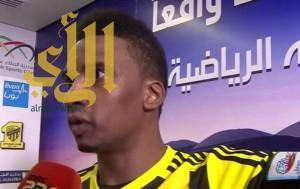 "إيقاف قائد الاتحاد محمد نور بسبب ""المنشطات"""