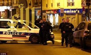 العثورعلى مواد متفجرة جنوبي باريس