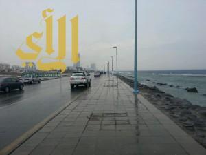 مركز الأزمات يطالب سكان جدة بالبقاء في منازلهم