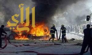 مقتل 14 من الأمن الرئاسي التونسي في تفجير استهدف حافلتهم