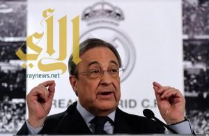 رئيس ريال مدريد يجدد الثقة بالمدرب بينيتيز