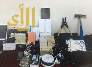القبض على أعنف عصابة أفريقية بحوزتها 700 ألف ريال بالمدينة المنورة