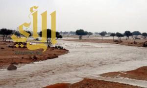 أمطار رعدية على الرياض والشرقية والمرتفعات الجنوبية