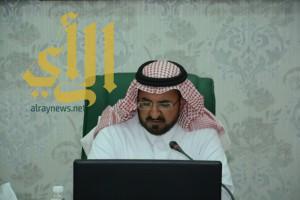 وكيل إمارة الباحة يترأس إجتماع لجنة التنسيق والمتابعة