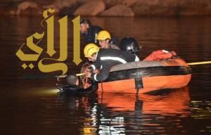 العثور على جثة غريق في أحد السدود بحائل