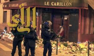 128 عملية دهم بفرنسا في ليلة واحدة اثر هجمات_باريس