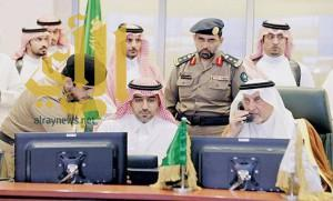 خالد الفيصل : سنرفع تقريراً للملك بشأن أمطار جدة