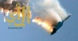 تركيا تسقط طائرة روسية قرب حدودها مع سوريا