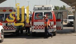 إصابة طفل بحروق نتيجة صعق كهربائي في تبوك