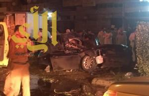 وفاة مواطن بحادث مروري في الطائف
