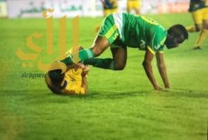 التعاون: إصابة جهاد الحسين لا تدعو للقلق