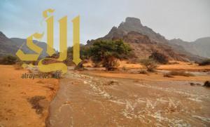توقعات بهطول أمطار خفيفة على الرياض والقصيم والشرقية