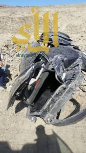 الباحة تشهد 5 حوادث مرورية ليوم الجمعة بإصابات مختلفة