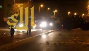 القتل تعزيراً لإرهابي ألقى قنابل مولوتوف على دورية أمنية بالعوامية