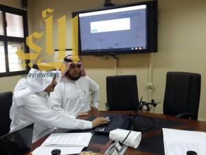 إحداث أول مركز إعلامي مدرسي بخميس مشيط